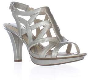 Naturalizer Danya Comfort Dress Sandals, Silver.