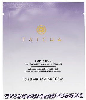 Tatcha Luminous Deep Hydration Revitalizing Eye Mask