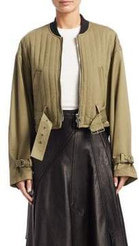 3.1 Phillip Lim Quilted Cotton Jacket