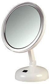 Floxite 10X Daylight Vanity Mirror
