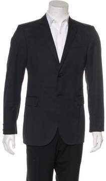 CNC Costume National Notched Lapel Sport Coat