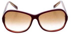 Dita Lotus Gradient Sunglasses