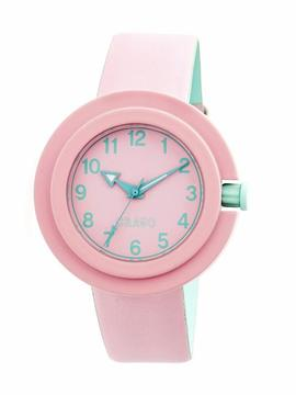 Crayo Equinox Collection CRACR2808 Unisex Watch with Rubber Strap