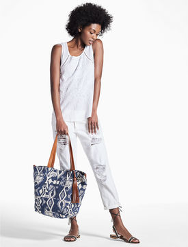 Lucky Brand Cove Fabric Tote