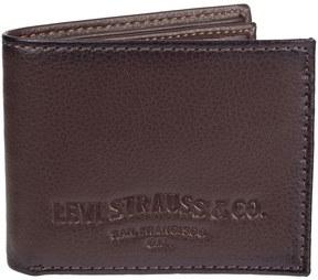 Levi's Men's Extra Capacity Slim Wallet
