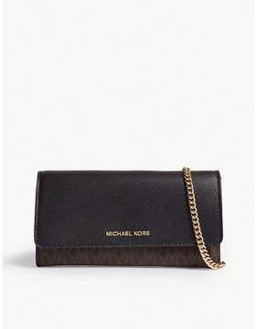 MICHAEL Michael Kors Leather convertible wallet