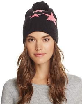 Aqua Stars Pom-Pom Beanie - 100% Exclusive