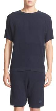 adidas Men's Wings + Horns X Linear Cotton & Linen T-Shirt