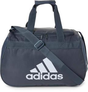 adidas Onyx & White Diablo Small Duffel Bag