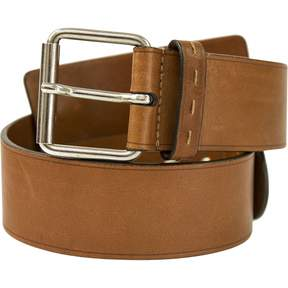 Chloé Brown Leather Belt
