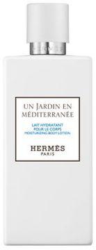 HERMES Un Jardin en Mediterranee Moisturizing Body Lotion/6.5 oz.