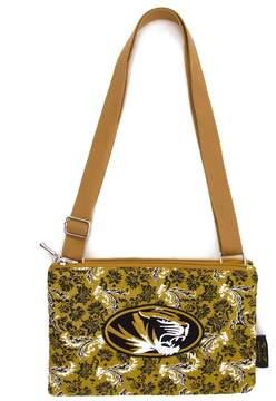 NCAA Missouri Tigers Bloom Crossbody Bag