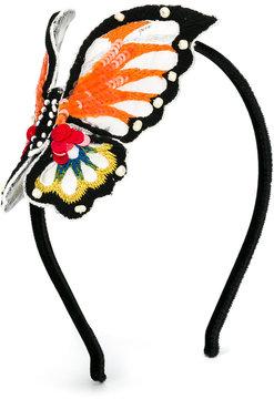 Simonetta butterfly hairband