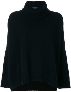Ermanno Scervino roll neck sweater