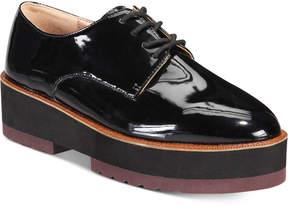 Kensie Brayan Platform Oxfords Women's Shoes
