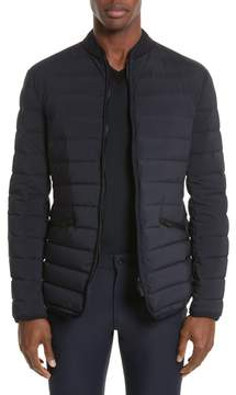 Armani Collezioni Men's Quilted Down Jacket