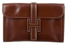 Hermes Box Jige 29 - BROWN - STYLE