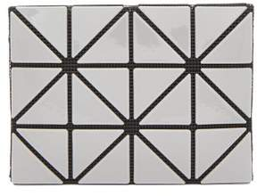 Bao Bao Issey Miyake Lucent Two Tone Cardholder - Womens - Grey Multi