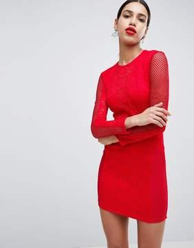 AX Paris Lace Bodycon Dress
