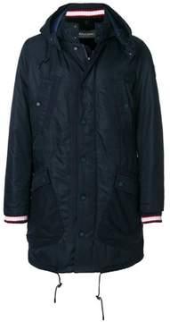 Rossignol Men's Blue Polyamide Coat.