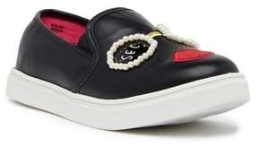 Betsey Johnson Secret Slip-On Sneaker (Little Kid & Big Kid)