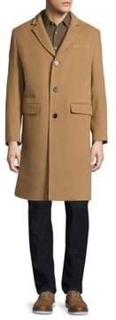 Officine Generale Alfie Notch Lapel Coat