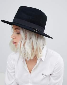 Asos Ring Felt Panama Hat