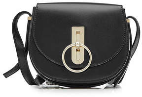 Nina Ricci Compass Leather Shoulder Bag