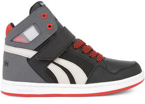 Reebok Mission 3.0 leather high-top sneakers