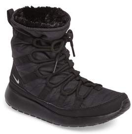 Nike Boy's 'Roshe One Hi' Water Repellent Boot