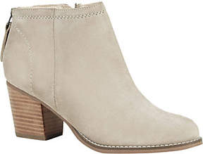 Sole Society Mid Heel Ankle Booties - Eloise