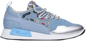 Barracuda E-motion Light Blue Sneakers