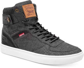 Levi's Men's Jefrey Hi-Top 501 Sb Sneakers Men's Shoes