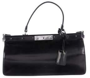 Jil Sander Leather Frame Bag