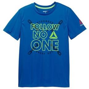 Reebok Follow No One Tee (Big Boys)