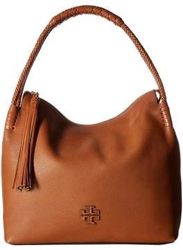 Tory Burch Taylor Hobo Hobo Handbags - BLACK - STYLE