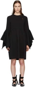 Edit Black Box Pleat Easy Dress