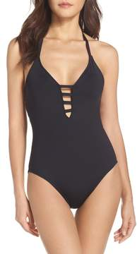 LaBlanca La Blanca Caged Strap One-Piece Swimsuit
