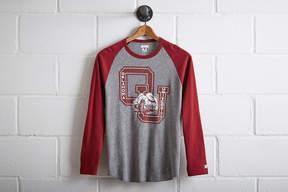 Tailgate Men's Oklahoma Sooners Baseball Shirt
