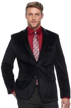 Van Heusen Men's Slim-Fit Flex Velvet Stretch Sport Coat