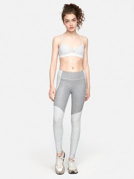 Outdoor Voices Two-Tone Warmup Legging