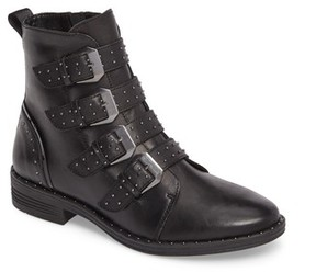 Steve Madden Women's Pursue Buckle Bootie