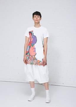 Comme des Garcons Graphic Print Dress