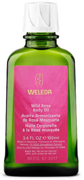 Weleda Wild Rose Body Oil by 3.4oz Oil)