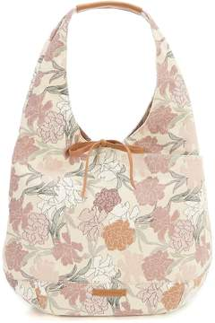 Lucky Brand Mia Woven Hobo Bag