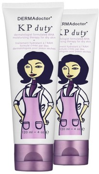 Dermadoctor 'Kp Double Duty' Dermatologist Formulated Aha Moisturizing Therapy For Dry Skin Duo