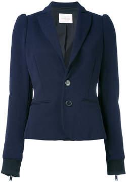 A.F.Vandevorst buttoned blazer