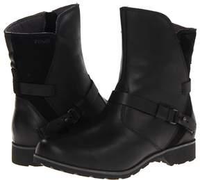 Teva De La Vina Low Women's Zip Boots