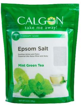 Calgon® Therapy Soak Epsom Salt - Mint Green Tea - 3 lb