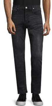 Hudson Whiskered Skinny Jeans